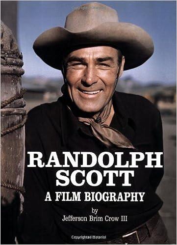 randolph scott biografia