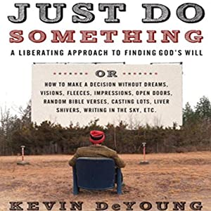 Just Do Something Audiobook