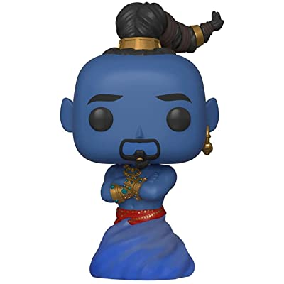Funko Pop! Disney: Aladdin Live Action - Genie: Toys & Games