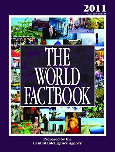 The World Factbook: 2011 Edition (CIA's 2010 Edition) pdf epub