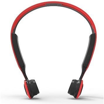 Auriculares de conducción ósea, Effie auriculares Bluetooth V4.2 Auriculares deportivos inalámbricos con micrófono