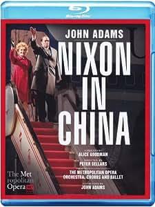 John Adams: Nixon in China (The Metropolitan Opera HD Live) (DVD+Blu-Ray)