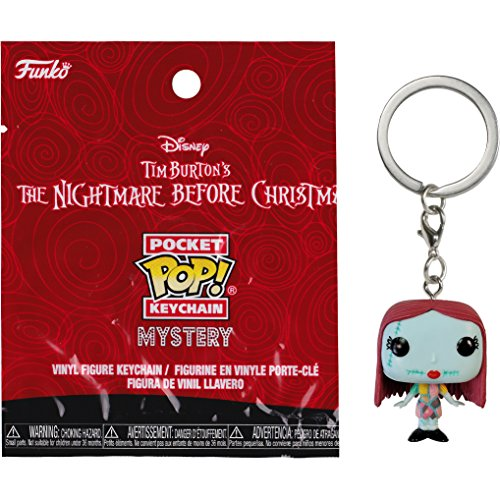 Sally: The Nightmare Before Christmas x Funko Mystery Pocket POP! Mini-Figural Keychain [24316]