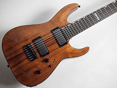 LTD/2016 LTD H-1007B KOA Natural Gross 7弦エレキギター【エルティーディー】   B01N47KZ80