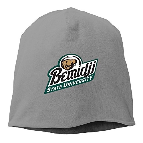 Bemidji State University Beavers Warm Hedging Definition Touques Classic\r\n Mens Fleece BeanieFleece Hat Beanie (State Classic Fleece)