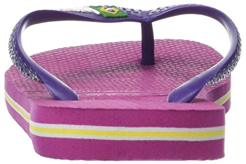 new Flops Flip Rose Havaianas Pink Brasil Logo Raspberry Mens Purple 7Tgxq8