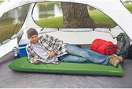 Lightspeed Outdoors Sleep Pad Self-inflating Sleep Mat//Camping Pad