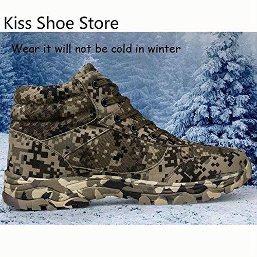 ae4179f75366 Amazon.com: BeesClover Kiss Shoe Store Shoes Winter Warm Waterproof ...