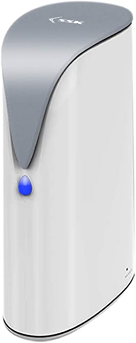 SSK 4TB Personal Cloud Network Attached Storage Support Auto-Backup, Home Office NAS Storage with Hard Drive Included for Phone/Tablet PC/Laptop Wireless Remote Access