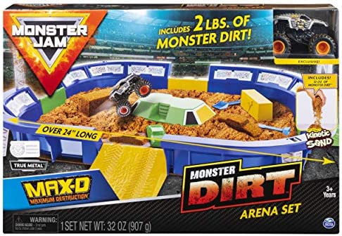 Monster Jam Arena Playset Exclusive product image