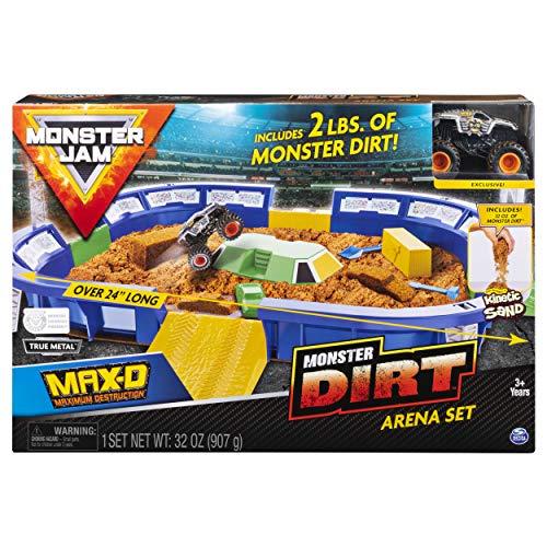 Monster Jam, Monster Dirt Arena 24