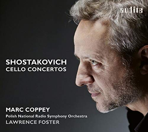 Shostakovich: Cello Concertos Nos. 1 & 2 - Marc Coppey (Cello), Polish  National Radio Symphony Orchestra, Dmitri Schostakowitsch, Lawrence Foster,  Polish National Radio Symphony Orchestra, Marc Coppey (Cello): Amazon.de:  Musik
