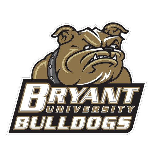 Bryant Extra Large Magnet 'Bryant Official Logo' by CollegeFanGear