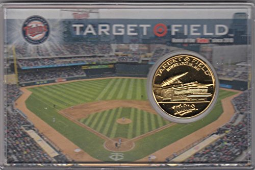 Minnesota Twins Mint Coin Set - 1