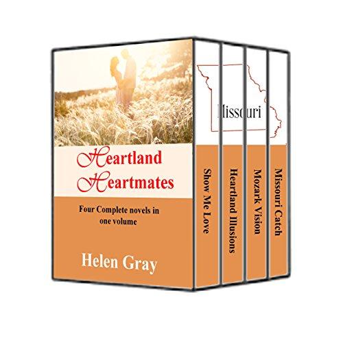 Contemporary Ozark Collection - Heartland Heartmates: 4 Complete Christian contemporary romances