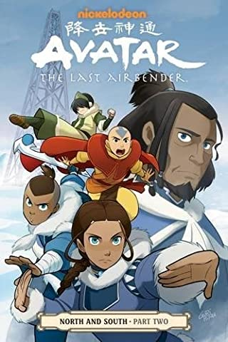 Avatar: The Last Airbender--North and South Part Two (Art Avatar)