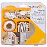 Safety 1st Essentials Child Proofing Kit, 46-Piece