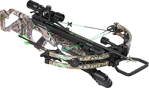Bowtech Stryker Katana 360 Crossbow w/ Stealth Package- 360