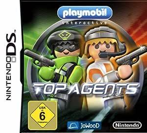 Playmobil - Agents [Importación alemana]: Amazon.es: Videojuegos