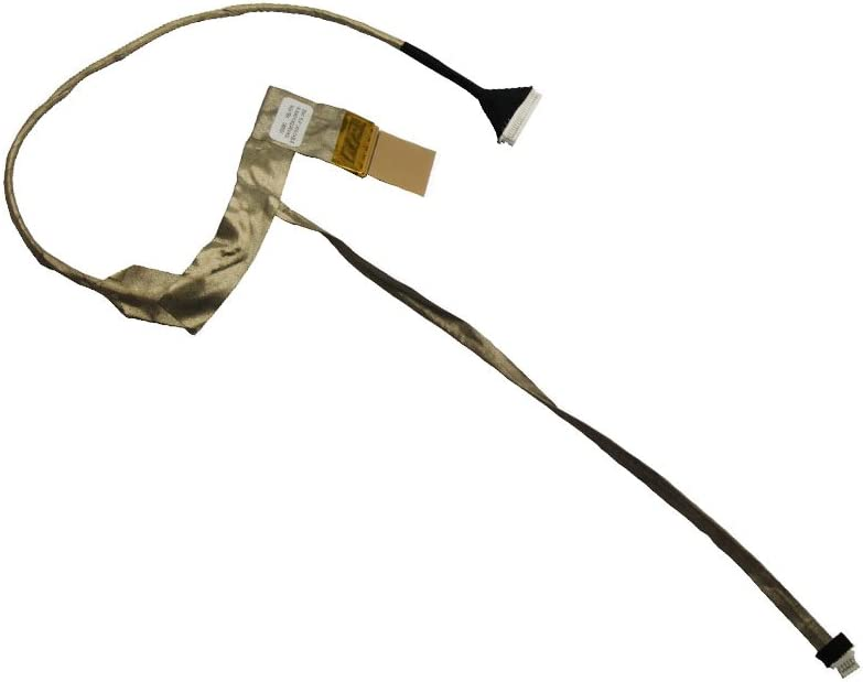 Haolei Laptop LCD LED Screen Cable for HP ProBook 4520S 4525s 4720s P/N: 50.4GRK01.012 Notebook Display Cable