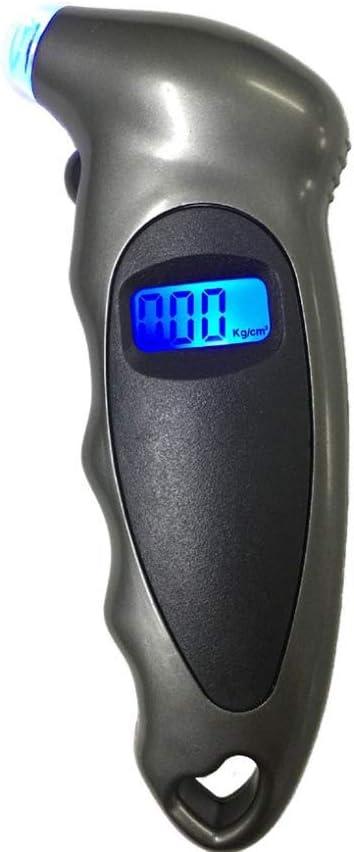Manómetro Digital Presión Ruedas, MASO Medidor de Presión ...