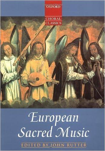 Oxford Choral Classics: European Sacred Music