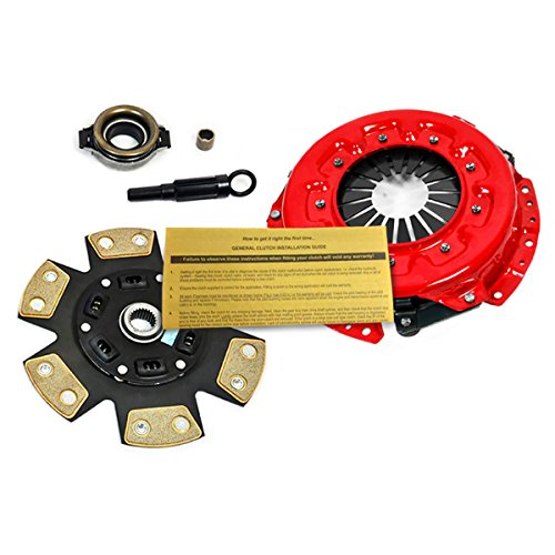 - EFT RACING STAGE 3 CLUTCH KIT for 85-01 NISSAN MAXIMA INFINITI I30 3.0L 5 SPEED