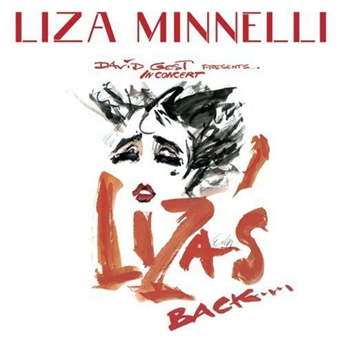 Buy sony liza's back by minnelli, liza