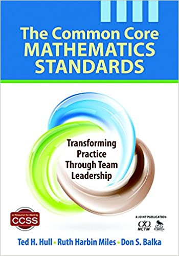 Amazon com: The Common Core Mathematics Standards: Transforming