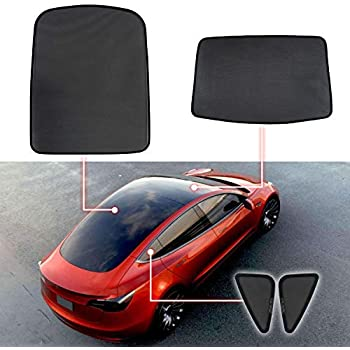 Amazon Com Mixsuper Mesh Car Window Sun Shades Car