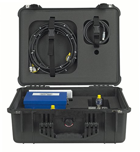 OTC Tools 4294 Deluxe Hydraulic Flow Set - Hydraulic Flow Tester