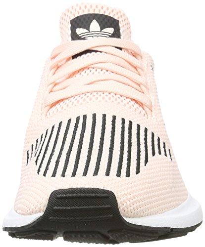 adidas Swift Run J, Zapatillas de Gimnasia Unisex Niños Rosa (Icey Pink F17/core Black/ftwr White)