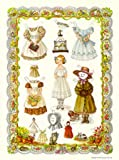 Little Amelia Paper Dolls By Tasha Tudor [1990]