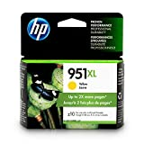 HP 951XL Yellow High Yield Original Ink Cartridge (CN048AN)