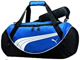 Cheap PUMA Men's Teamsport Formation 24 Inch Duffel Bag, Blue, One Size