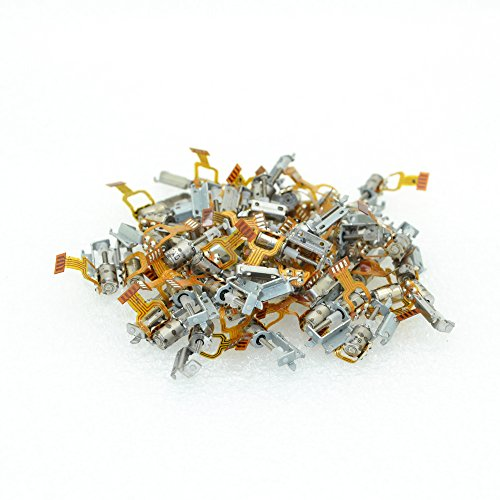 50pcs 2 phase 4 wire 6x5mm DC3-5V Stepper motor micro stepping motor mini DIY-1183 (Miniature Motor Stepper)