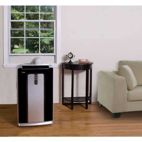 Haier HPN12XCM Portable Air Conditioner, 12000-BTU
