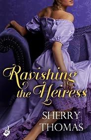 Ravishing the Heiress: Fitzhugh Book 2 (Fitzhugh Trilogy) (English Edition)