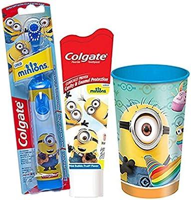 Amazoncom Despicable Me Minions 3pc Bright Smile Oral Hygiene