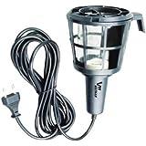 Voltman DIO065003 Baladeuse Classique 60 W E27 230 V Noir