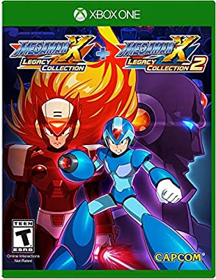 Mega Man X: Legacy Collection 1 + 2 for Xbox One: Amazon.es ...
