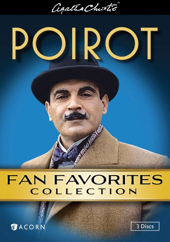Agatha Christie's Poirot: Fan Favorites Collection (Murder On The Orient Express 2017 Review)