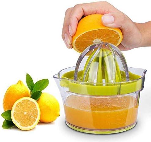 yuammei exprimidor, 4 en 1 presse-fruits Manual multifuncional de ...