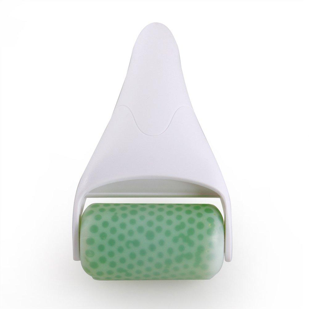 Lurrose Rodillo de hielo facial para masaje Mascarilla ...