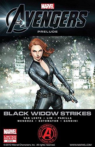 Marvel's the Avengers: Black Widow Strikes #2 (of -