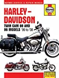Harley-Davidson Twin Cam 88 and 96 Models 99-08, Max Haynes, 1563927551