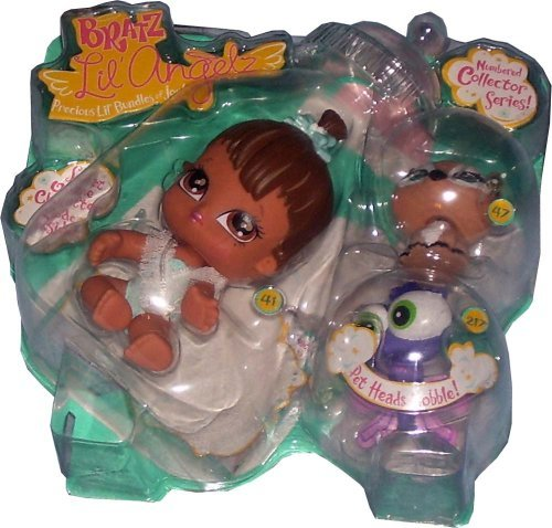 Bratz Bratz Lil 'Angelz ~ Yasmin with Butterfly and Fox doll Doll [ parallel import ]
