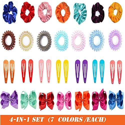 uFashion3C Multi Colored Hair Accessories Clip product image