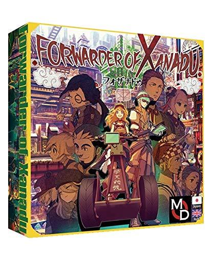 Forwarder of Xanadu(フォザナドゥ)