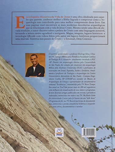 Enciclopédia Histórica Da Vida De Jesus